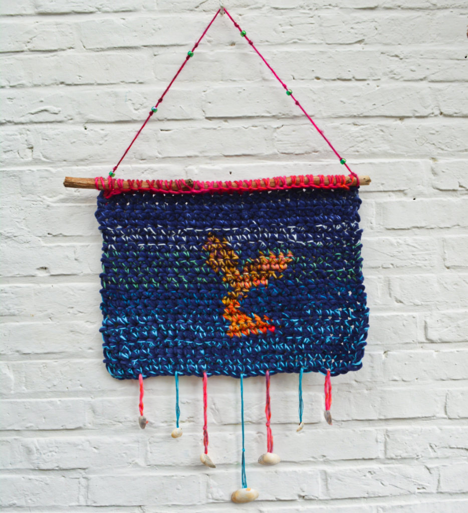 mermaid wallhanging1